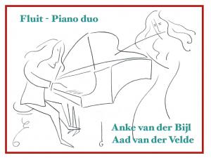Tekening Anke van der Bijl & Aad van der Velde