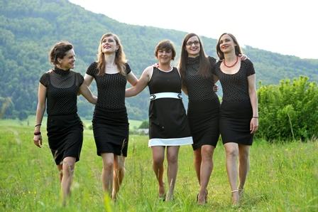 Utrechts Vocaal Ensemble en vocal group Gallina