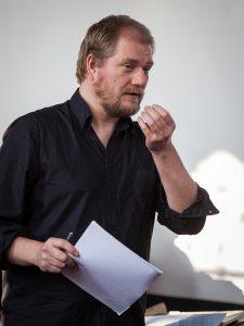 Dirigent Jeroen Spitteler - UVE Soest