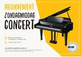 Muziek in Waddinxveen abonnement
