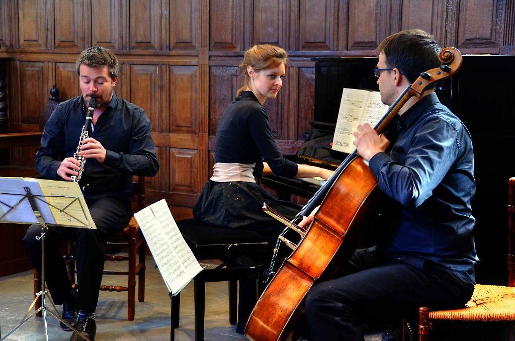 Nieuwjaarsconcert: Arcadië Trio