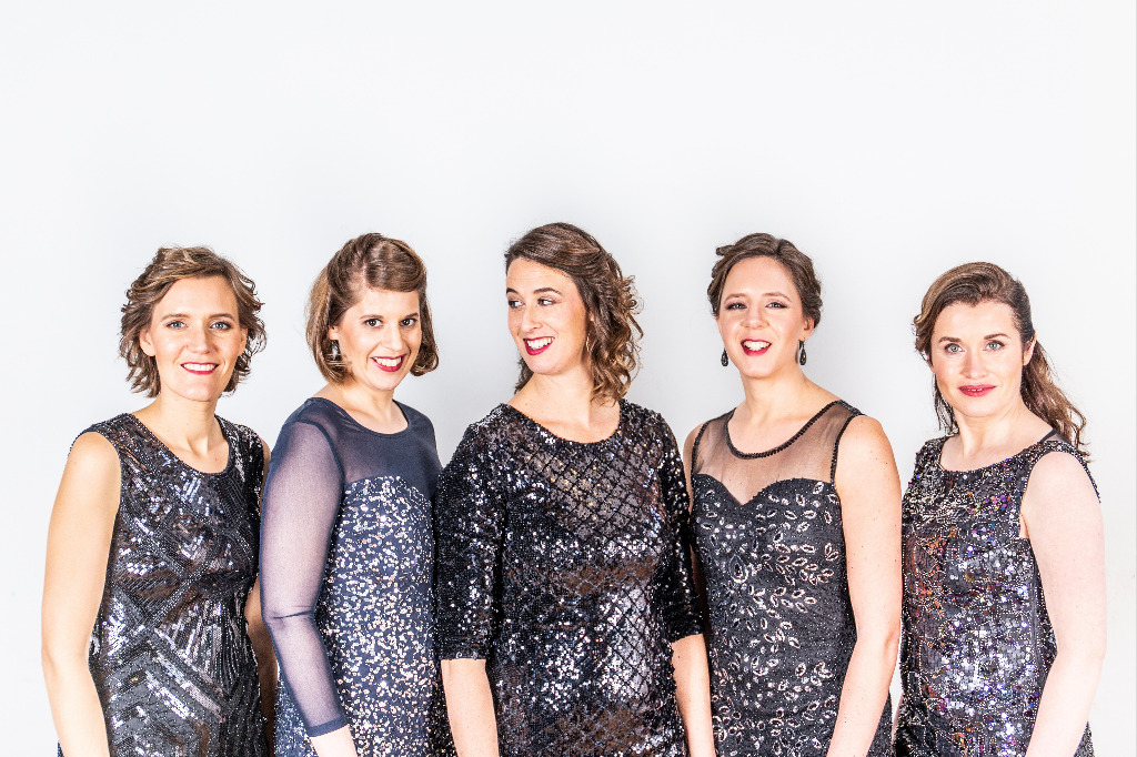 Wishful Singing (dames vocaal, 5 personen)